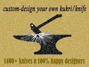 Custom Kukri Design