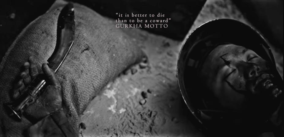 check out the Gurkhas historic kukri knives..