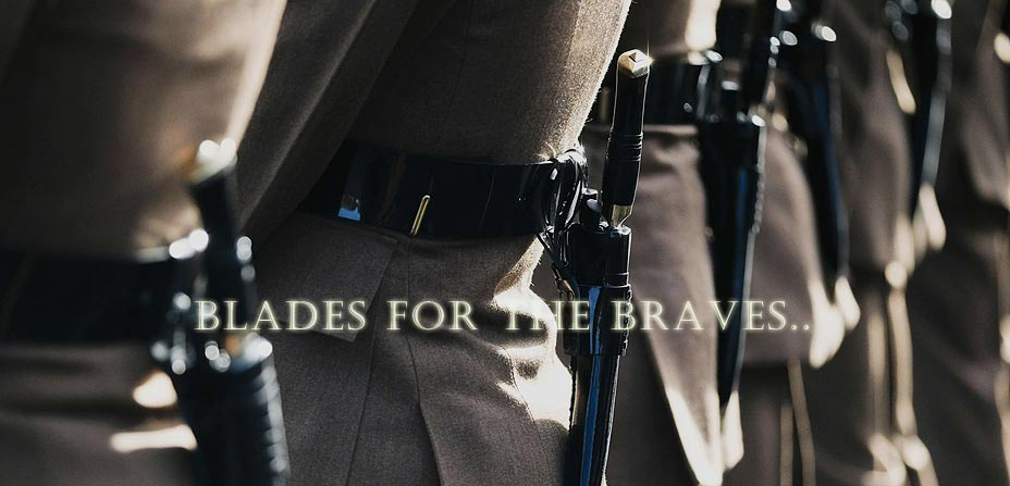 BLADES for the BRAVES..